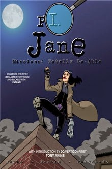 PI Jane Cover