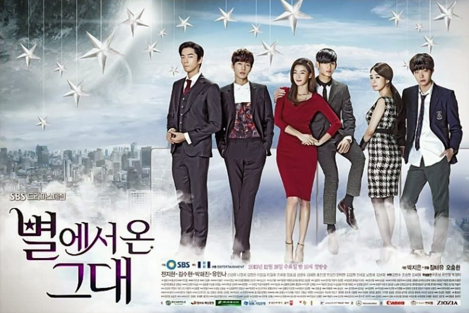 K-Drama ~별에서 온 그대 / You Who Came From The Stars~