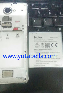 cek tipe handphone dari model baterai