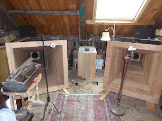 Hybrid Infinity Qe Pair With Sound Transformer Bass Horns