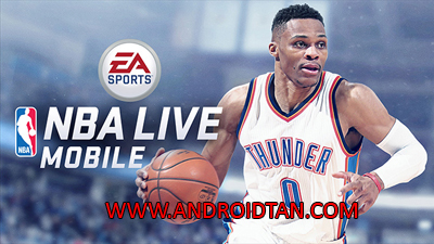 Download NBA Live Mobile Mod Apk (Unlimited Money) v1.3.3 Terbaru 2017