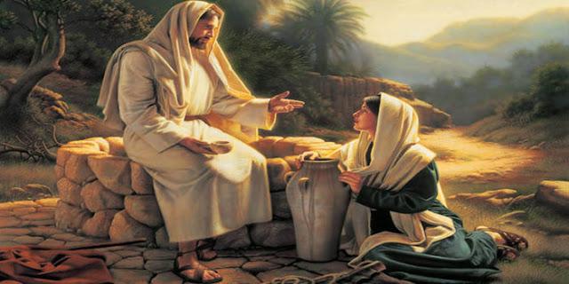 A mulher centrada em Cristo