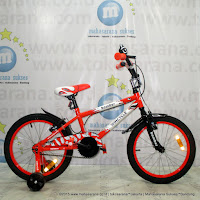 18 Inci Wimcycle Bomber BMX Kids Bike