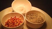 Chilli flakes oregano and mayonnaise Food Recipe