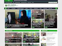 Download Website Sekolah dengan CMS Wordpress Free