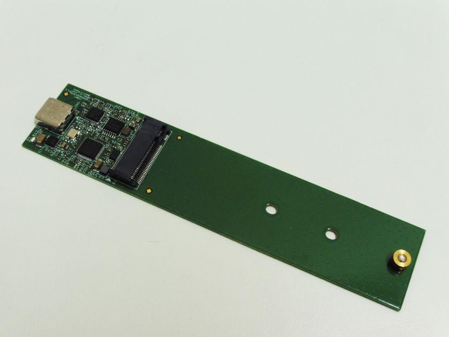 Transcend TS-CM80S M.2 SSD Enclosure Type-C USB3.1