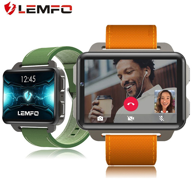 LEMFO LEM4 Pro SmartWatch