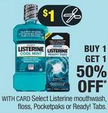 Listerine cvs couponers