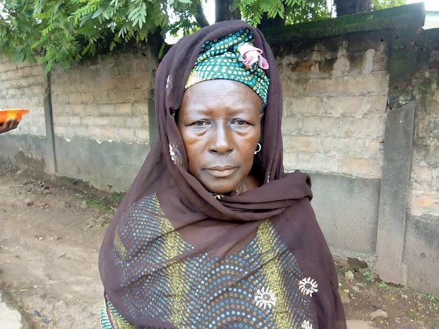 Mamadama Camara domiciliaire  au quartier Tafory