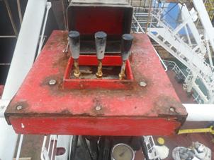 Handling Operator (hydraulic System)