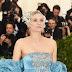 Heavenly Body Diane Kruger descends on The Met