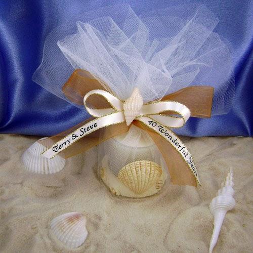 Beach Wedding Favors: Wedding Style: Beach Wedding Favors Are