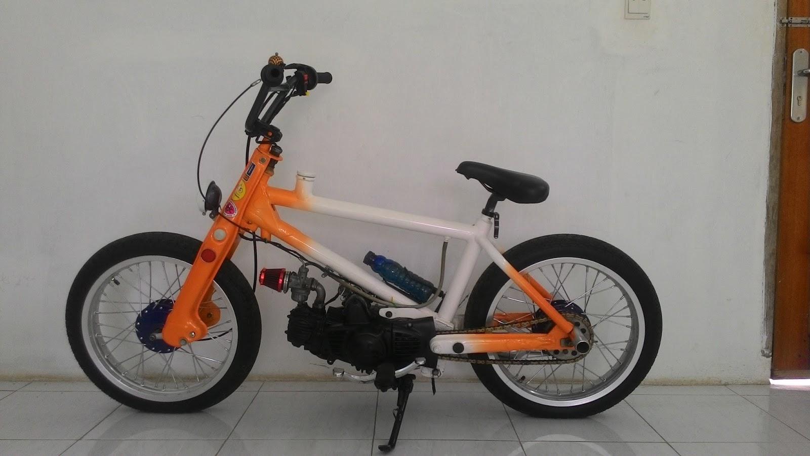 Motor Bmx