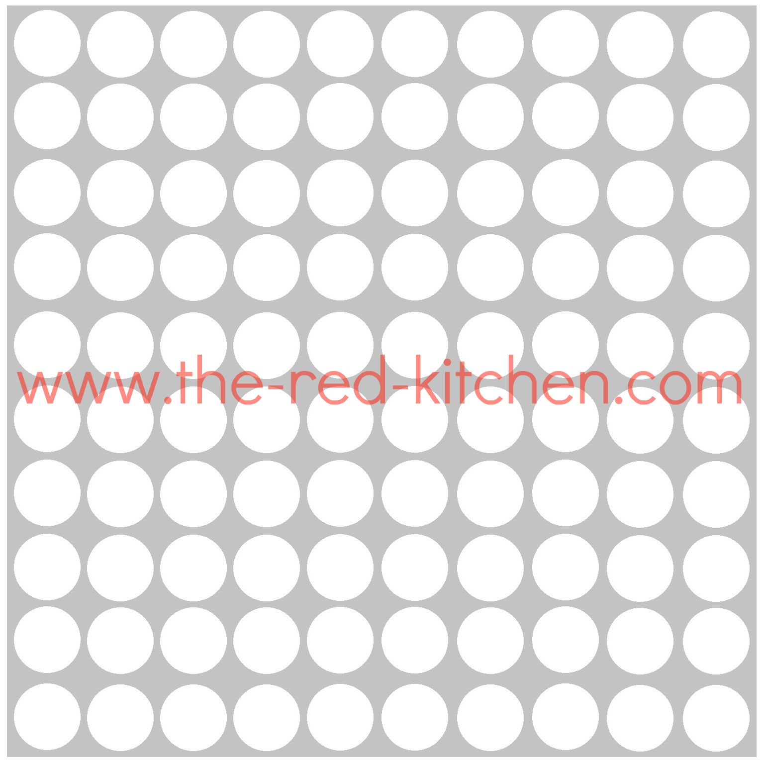 The Red Kitchen May