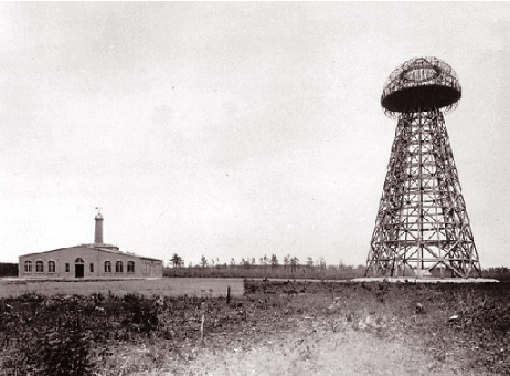 برج تسلا