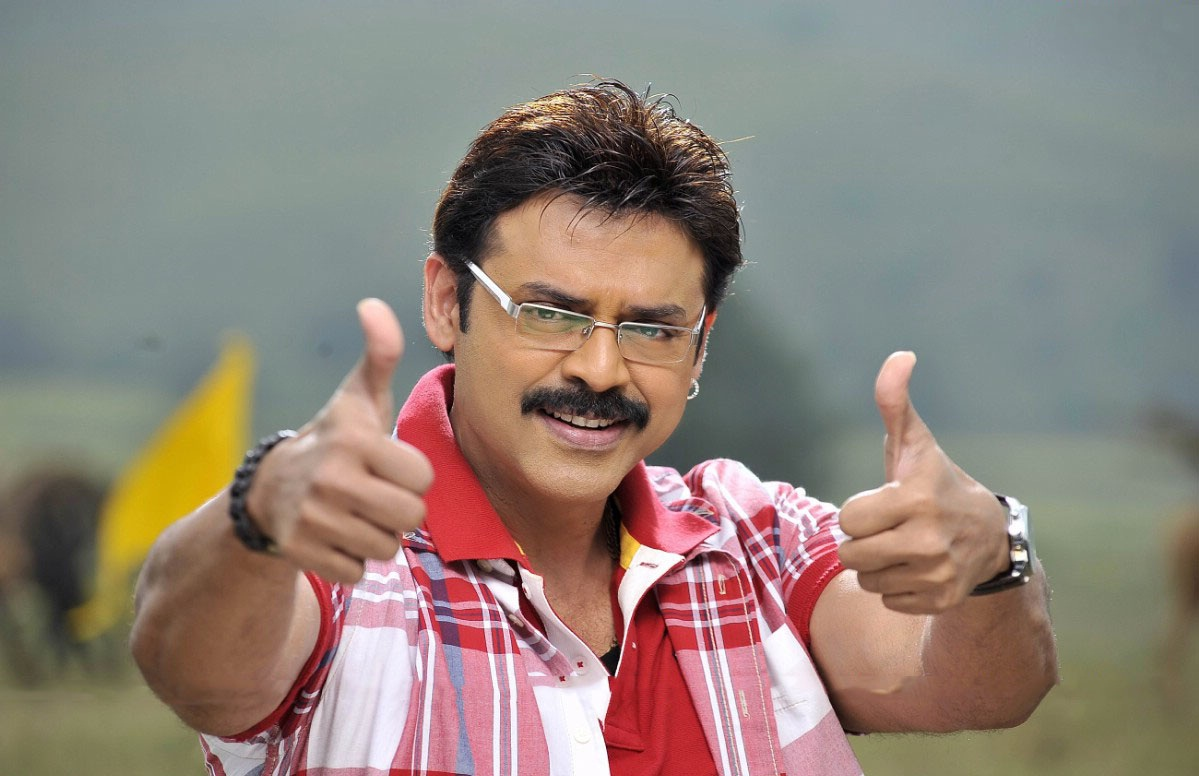 Venkatesh+13 Top 10 Highest Paid Tollywood Actors