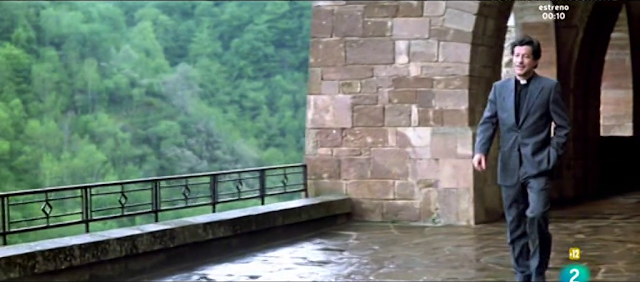 La voz de su amo (2001), escena en Valvanera — Joaquim de Almeida