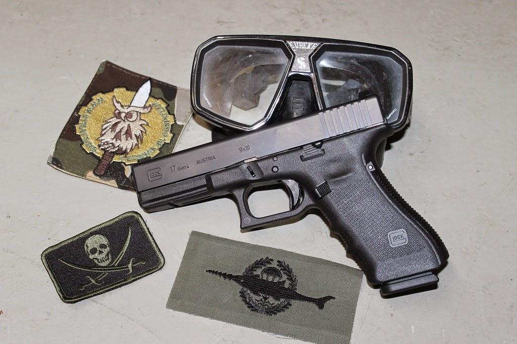 STRATEGIE & TECHNIK: Taucher-Glock: Deutsche Marine beschafft P9A1