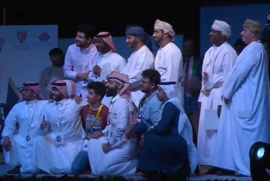 """"""" مسرحية تنصيص تحوز على ثلاث جوائز في مهرجان الدن العربي """"وفهد الحارثي جائزة أفضل نص مسرحي"""