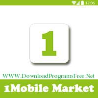 تنزيل تحميل برنامج ون موبايل ماركت 1Mobile Market
