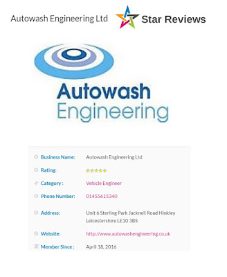 Click to view Autowash Engineering on Star Reviews