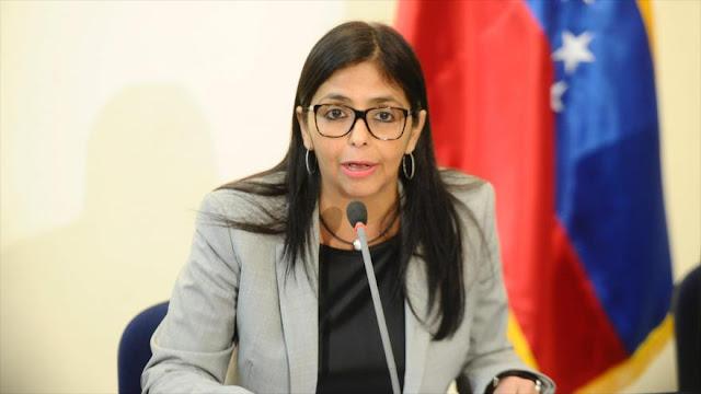 Canciller venezolana insta a opositores a abandonar la violencia