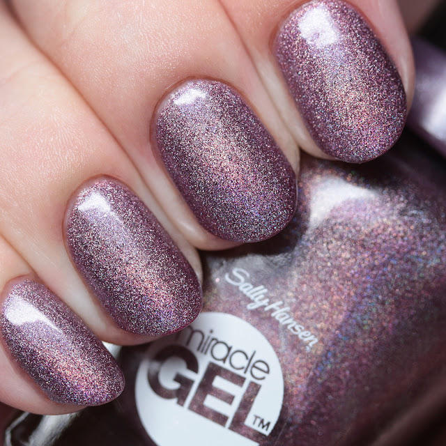 Sally Hansen Miracle Gel 055 Metro Midnight