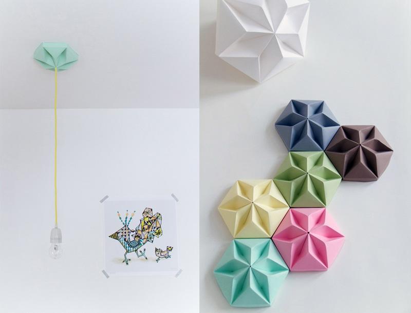 Cómo decorar con una simple bombilla