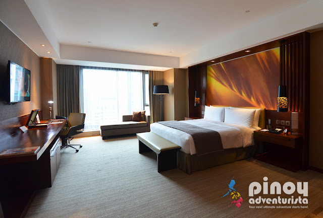 Marco Polo Ortigas Manila Hotel Review
