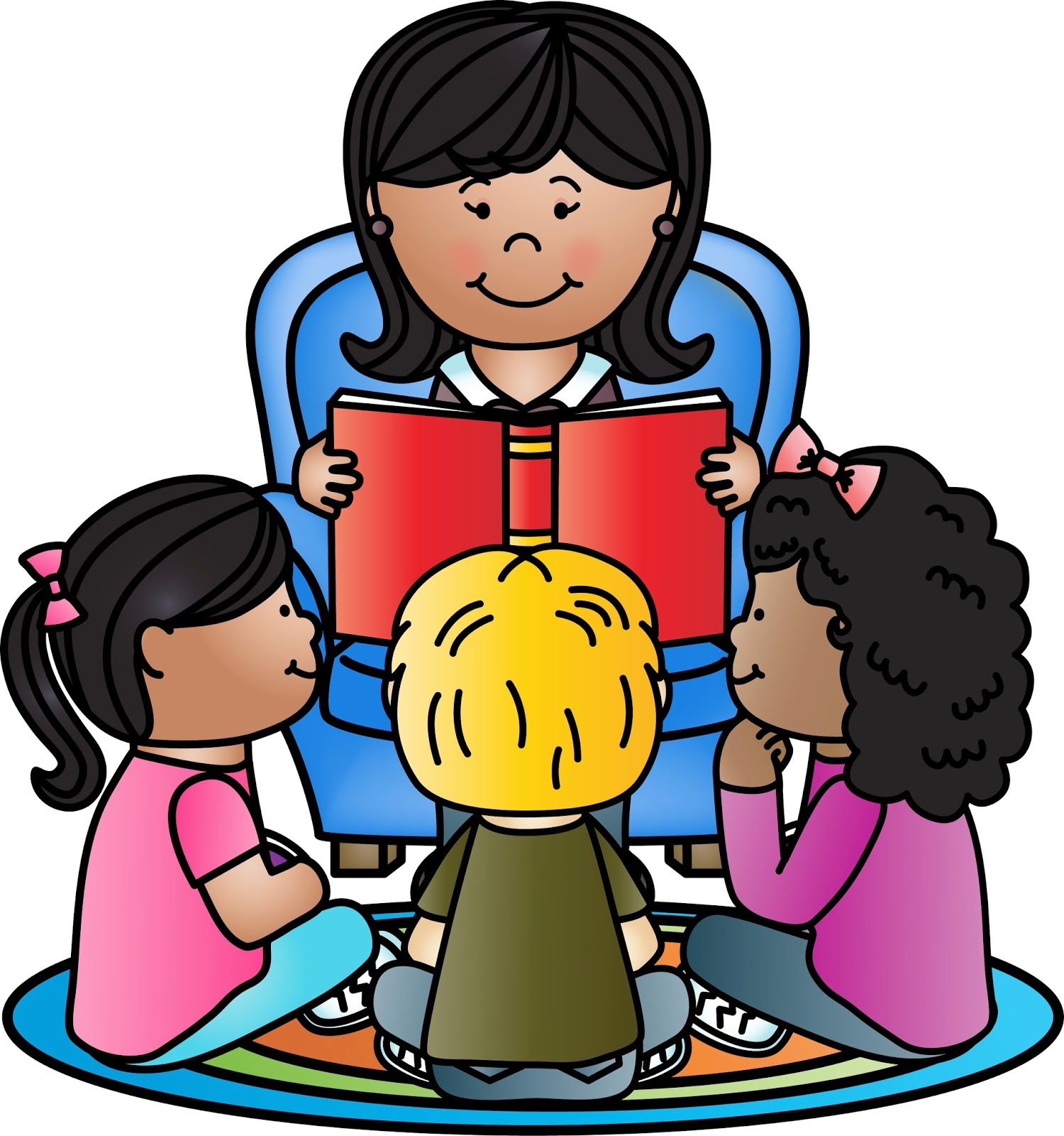 teacher and student clipart - photo #28