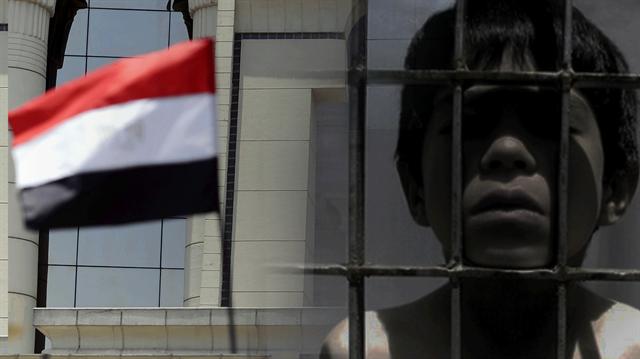 Niño de 4 años es Condenado a Cadena Perpetua en Egipto por asesinar a sus 2 años