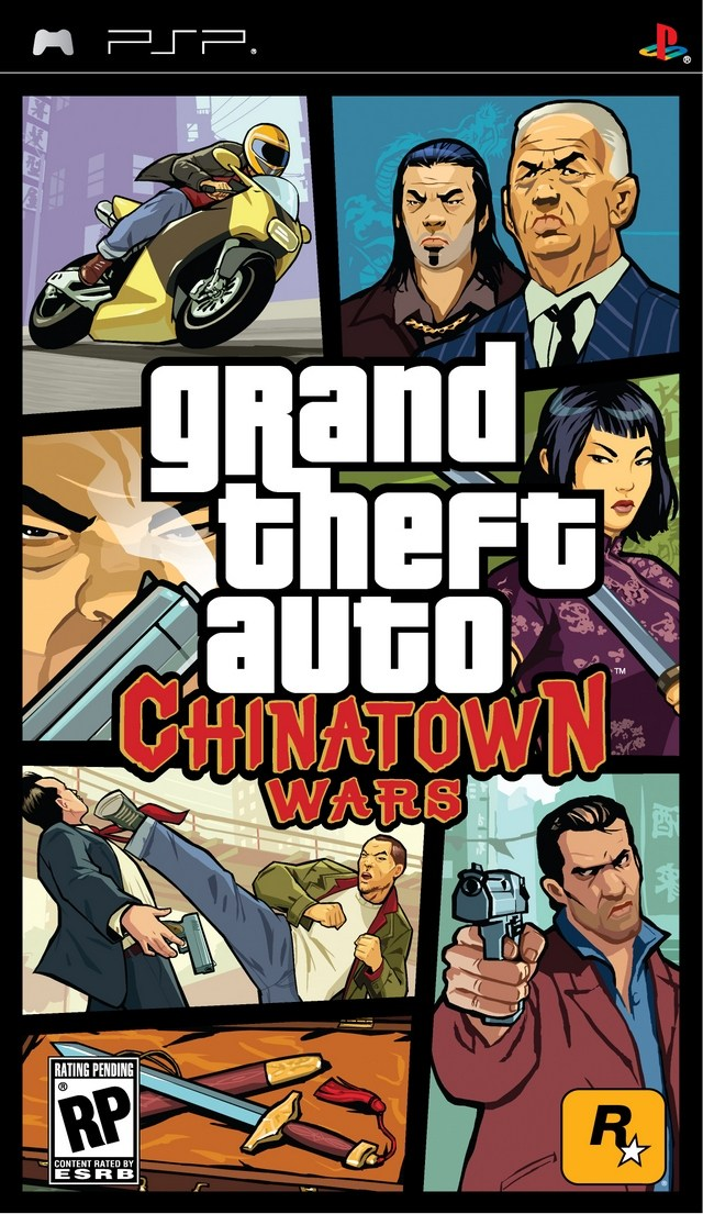 [Grand Theft Auto] GTA Chinatown Wars ISO PSP