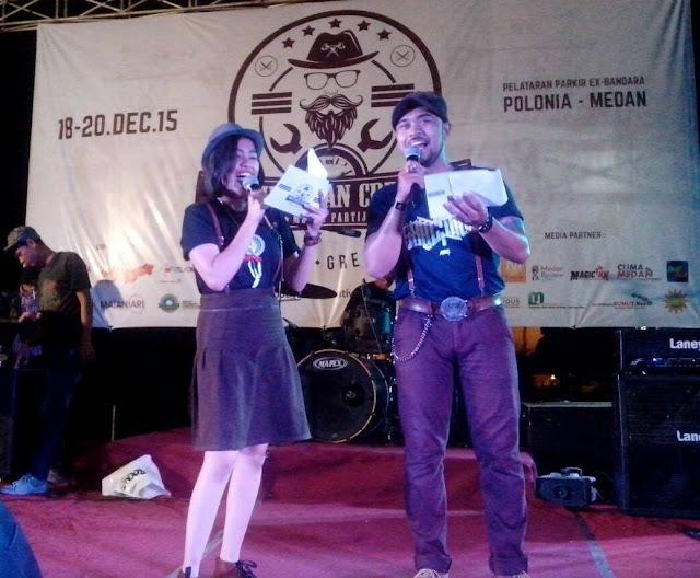 Fatin Dalimunthe MC Kota Medan