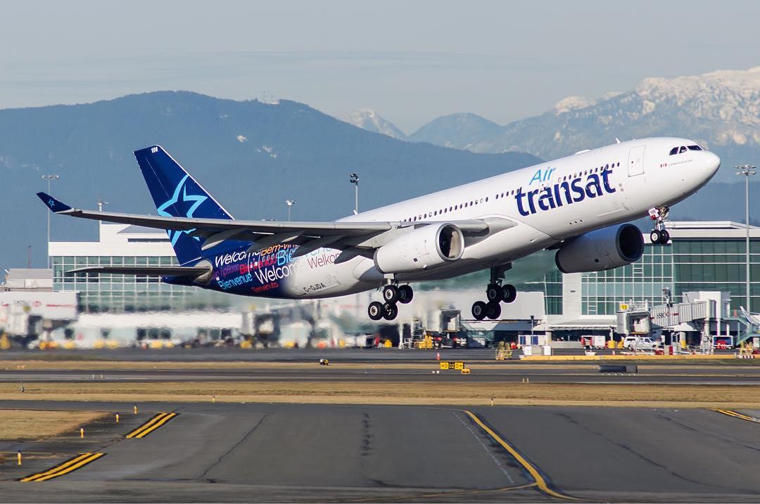 ex yu aviation news air transat anticipates strong zagreb demand