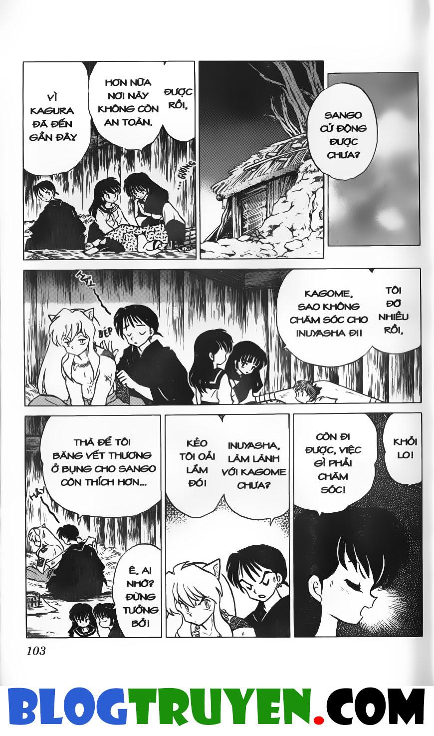 Inuyasha vol 16.6 trang 10