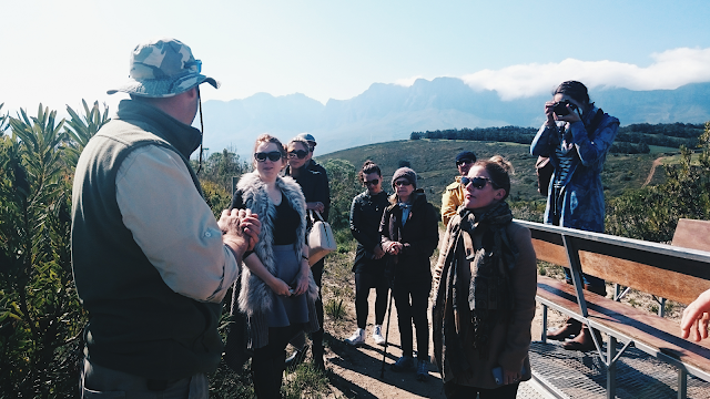 waterkloof estate biodiversity tour