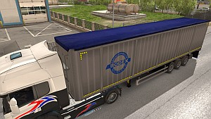 Bodex Coal trailer mod