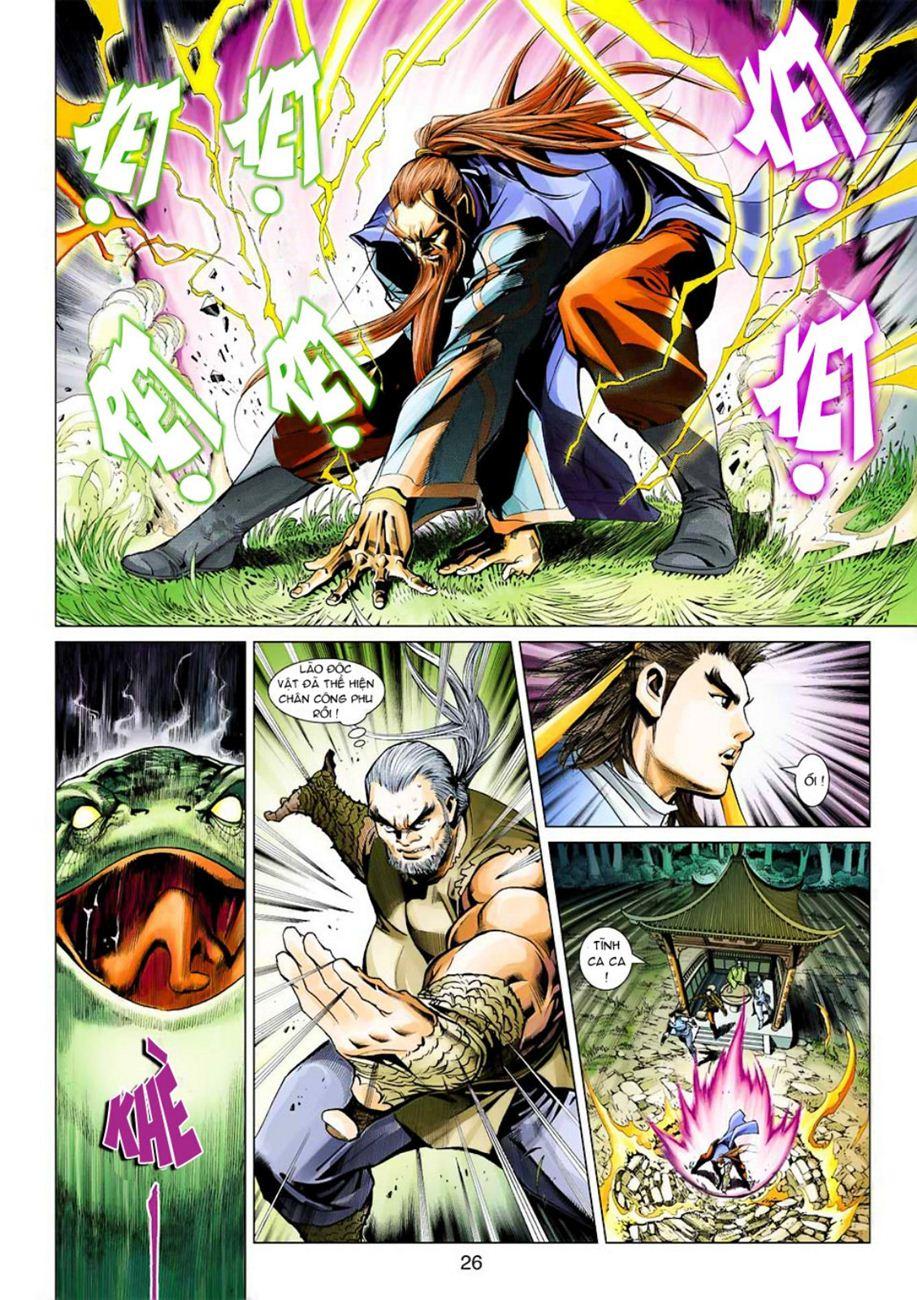 Anh Hùng Xạ Điêu anh hùng xạ đêu chap 45 trang 26