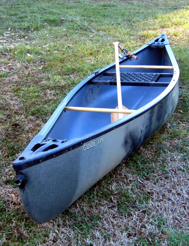 Old Town Guide 119 Seat Mod | Bushcraft USA Forums