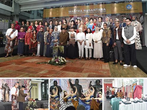 Festival Wastra Nusantara 2019 Bogor