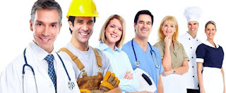 Jobs in English  الوظائف باللغة الإنجليزية