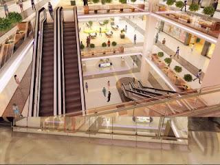 Trung tâm mua sắm Riverside Garden