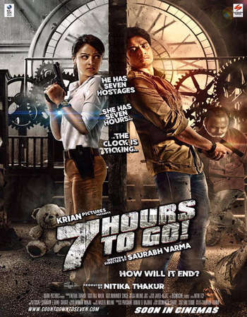 7 Hours To Go (2016) Hindi Movie Download In 300MB