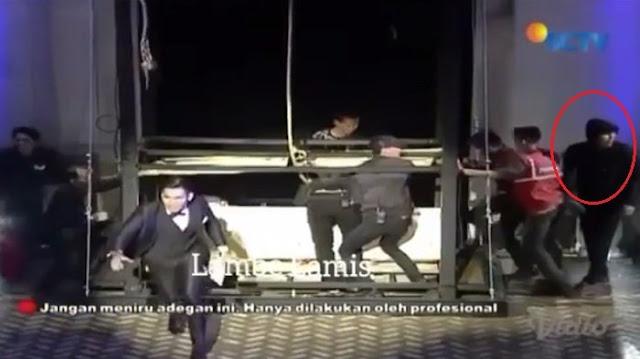 Akhirnya Dokter Beberkan Kondisi Edison Wardhana Paska Luka Parah di Aksi Death Drop Pesulap Demian, Syukur Stuntman Ini Selamat dari Maut Lantaran...