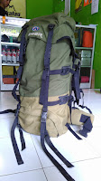 Carrier Eiger 60 l +cover