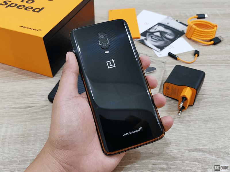 OnePlus 6T McLaren Edition Unboxing and First Impressions