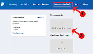 paypal payment receive kaise kare