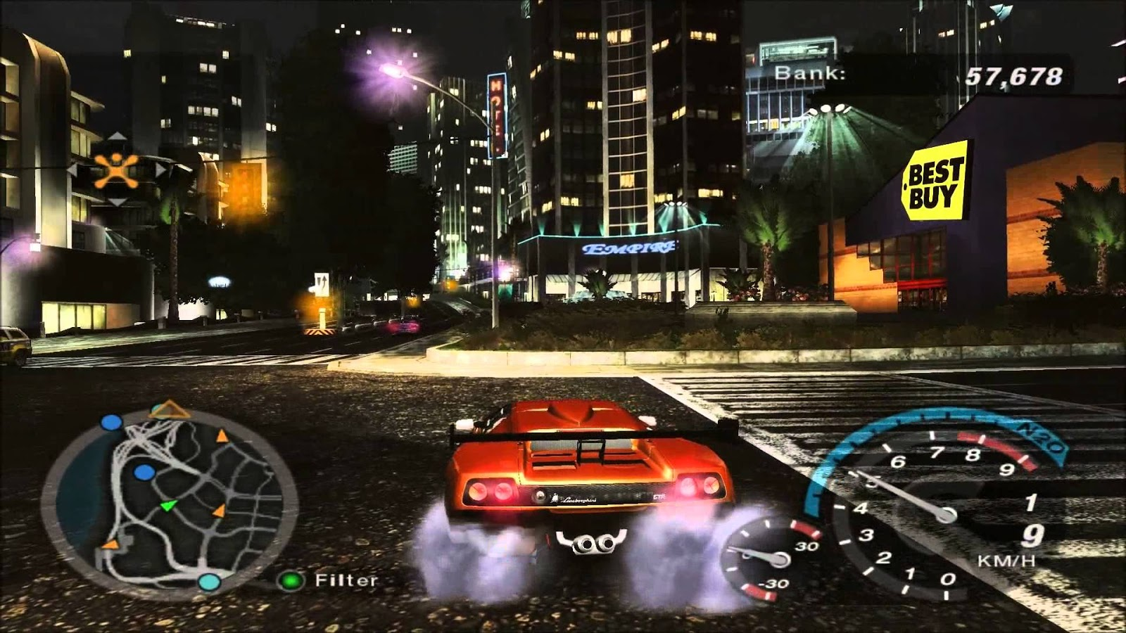 Need For Speed underground 2(200MB) HIGH COMPRESSED - HCG