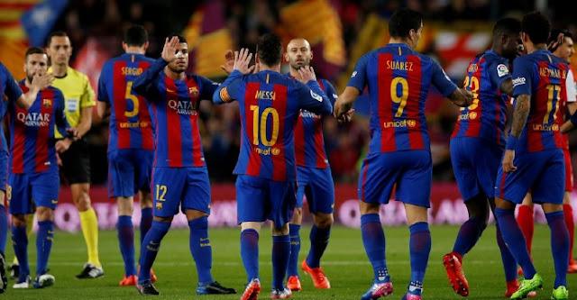 برشلونة وسيلتا فيغو بث مباشر