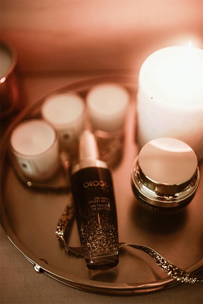 orogold 24k gold skincare nano review